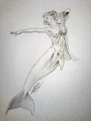Mermaid 2015-07-05 by empyrean