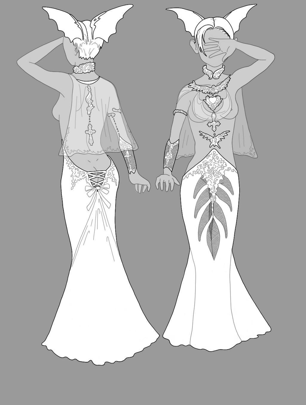 2458072 Fashion Design by empyrean