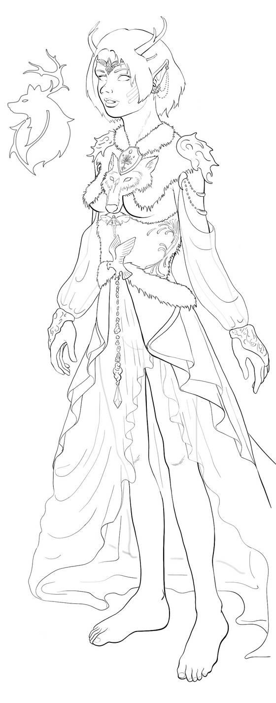 Thesa dress