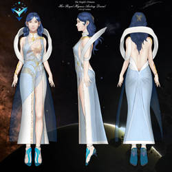 2459292 Aisling Duval dress