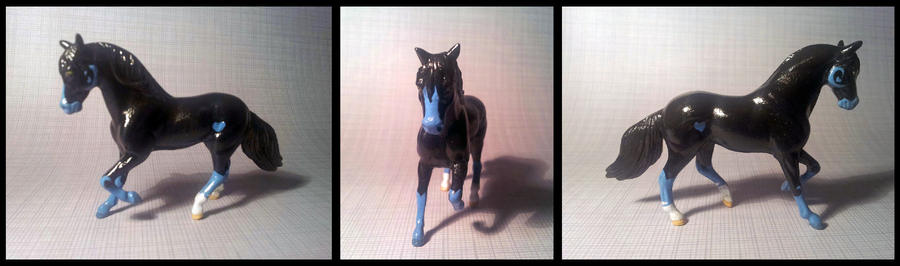 .:Breyer SM-Skye:. by PeaBlueJr