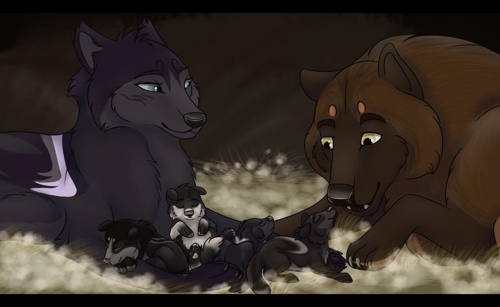 Our New Family by Wildfire-Tama