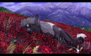 Scarlet Meadows by Wildfire-Tama