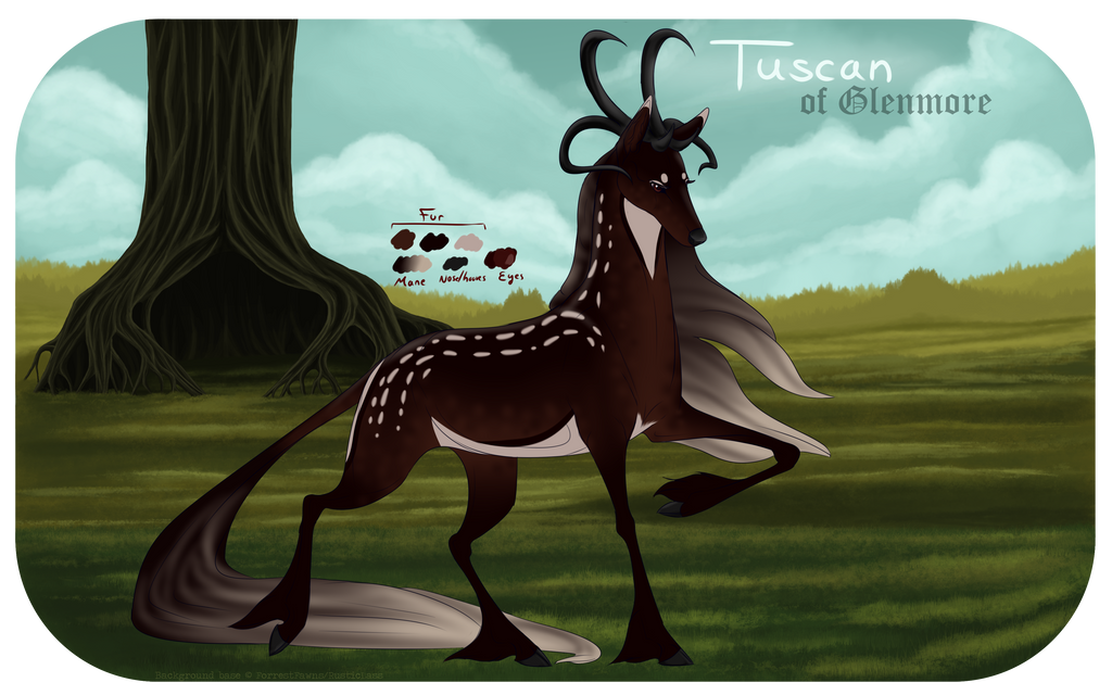 Lord Tuscan | Stag | Royal by Wildfire-Tama