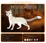 Fawnflower - WindClan Warrior by Wildfire-Tama