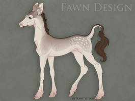 Lady Dervla (Lord Faulkner x Lady Dove) by Wildfire-Tama