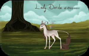 Lady Dervla | Doe | Royal by Wildfire-Tama