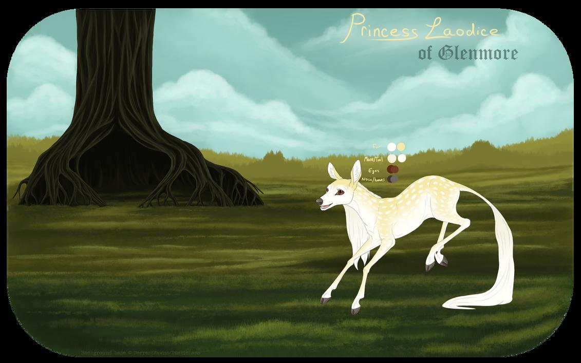 Princess Laodice  Filly   Royal by Wildfire-Tama