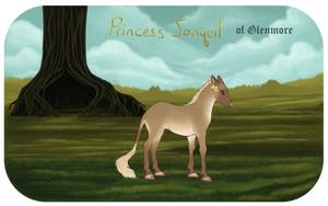 Princess Jonquil| Filly | Royal by Wildfire-Tama