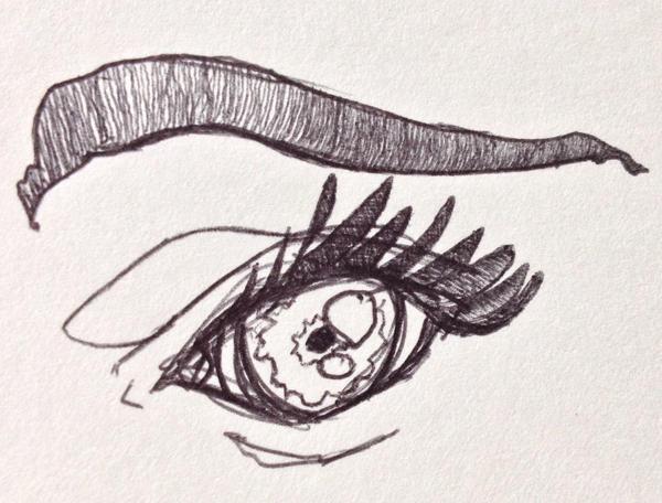 Warm up Sketch by ChrisIwanski