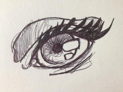 Eye by ChrisIwanski