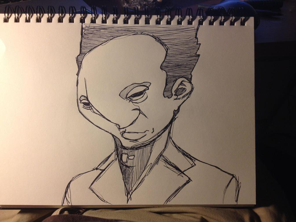Random Pen Drawing by ChrisIwanski
