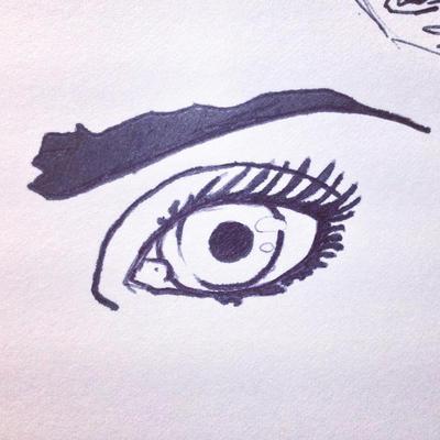 Random Pen, Copic marker drawing. by ChrisIwanski