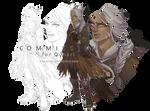 COMMISSIONS for Qunari