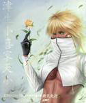 ..+ Halibel - Deadly Rose +..