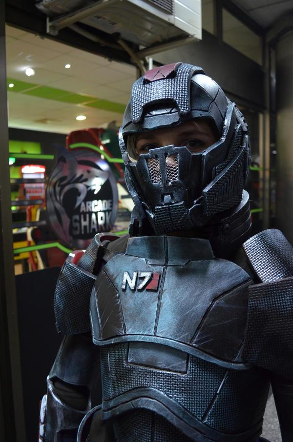 Shepard ID by DeadlyNinja