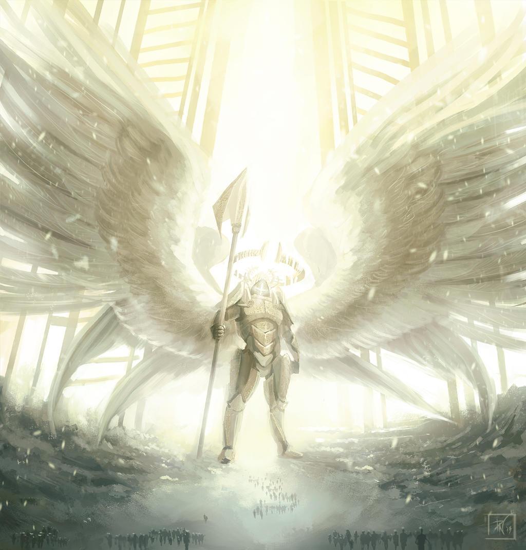 Heaven's Gate by DeadlyNinja on DeviantArt
