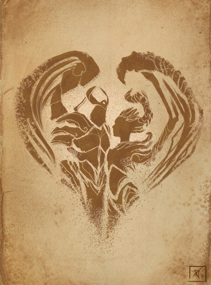 We Dreamt of Sanctuary by DeadlyNinja