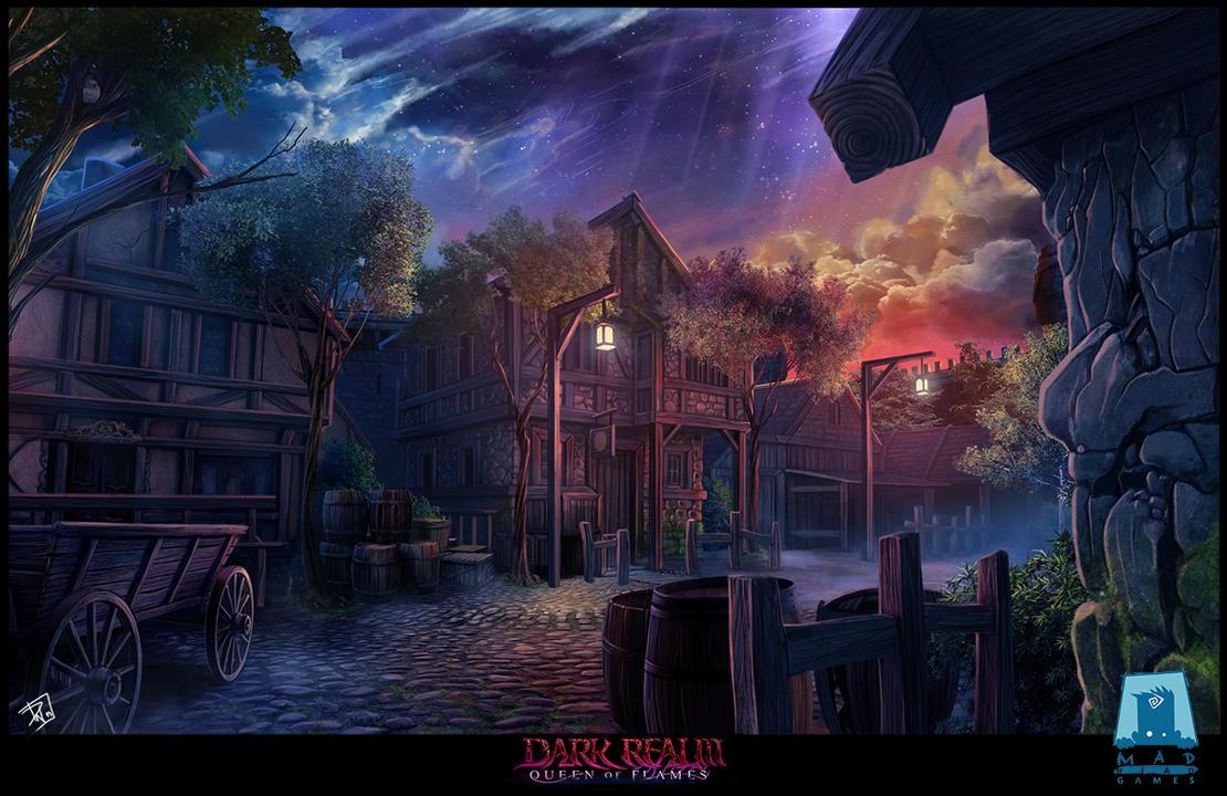 DR: Street corner by DeadlyNinja