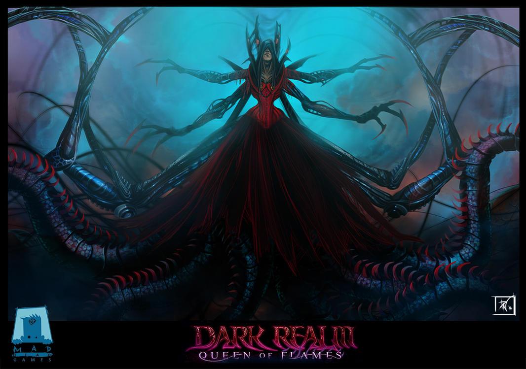DR: Final boss by DeadlyNinja