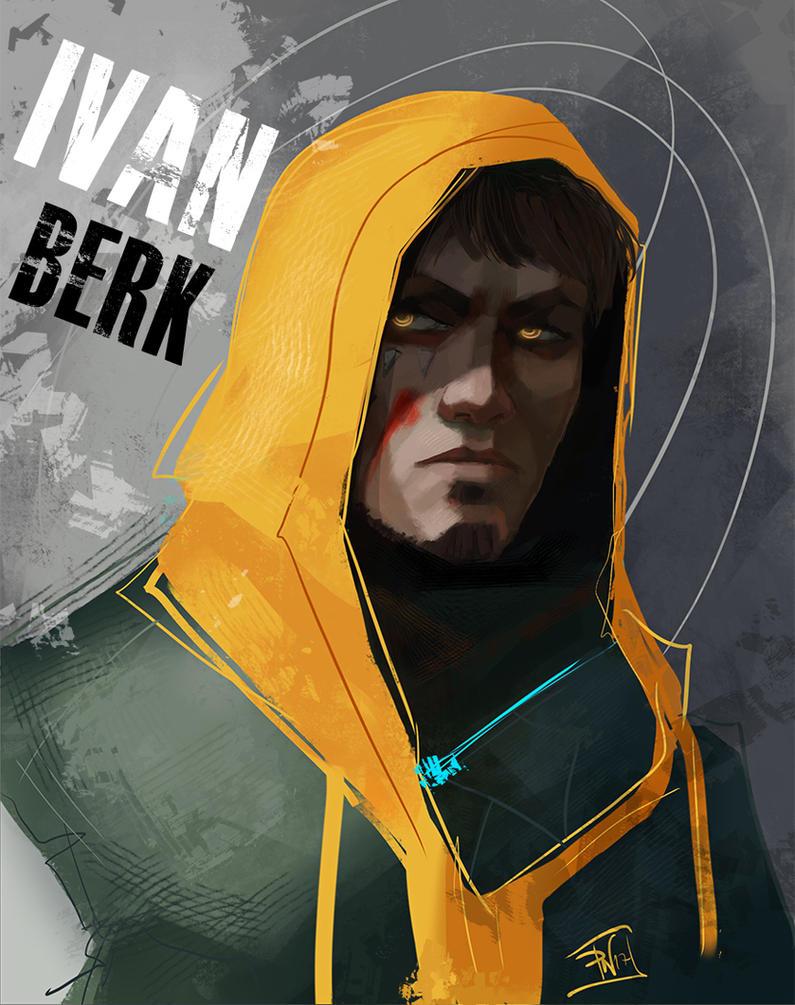 Ivan Berk by DeadlyNinja