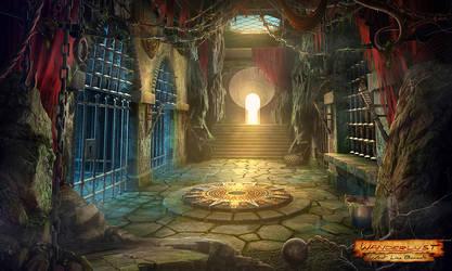 Wanderlust : what lies beneath by DeadlyNinja