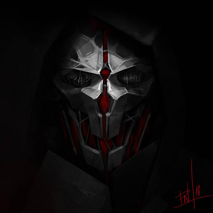 Mask of Corvo by DeadlyNinja