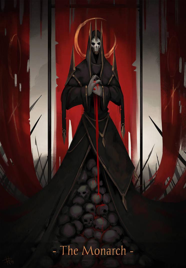 The Monarch by DeadlyNinja