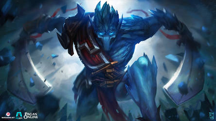 Elden splash art