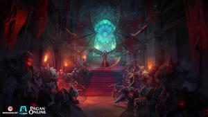 Pagan online : Splash art - Crypt