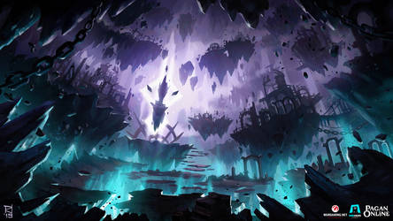 Pagan online : Splash art - Underworld