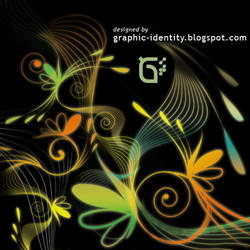 Floral Photoshop Brushes 4 by GraphicIdentity
