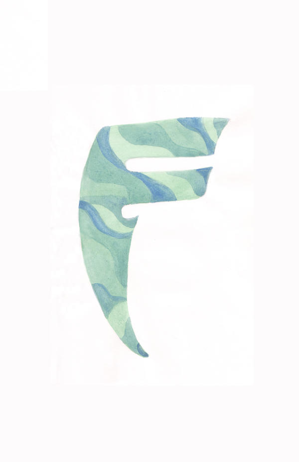 F for Feeling Fine by GraphicIdentity
