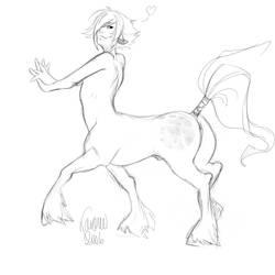 Centaur by korone