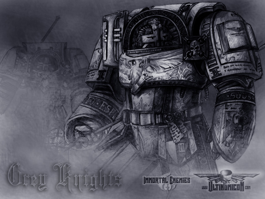 IE: Grey Knights -BG- :t: by tacticangel