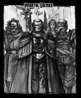 Immortal Enemies Page ii-40 by tacticangel