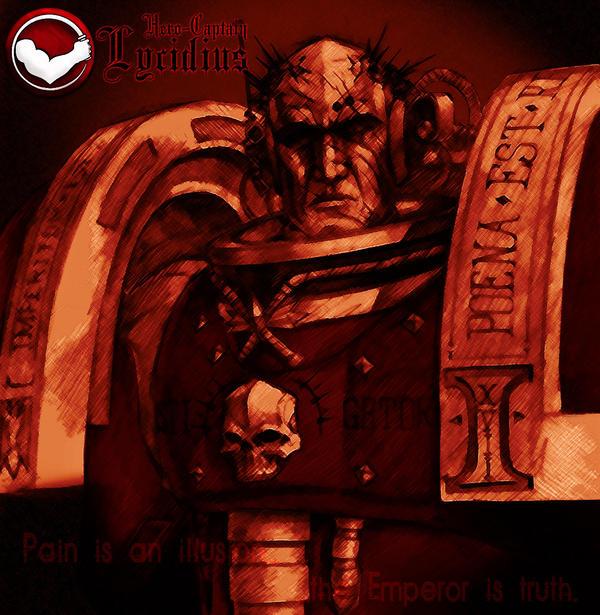 Hero-Captain Lycidius by tacticangel