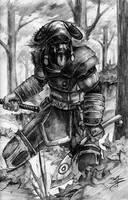 Final Fantasy XI Beastmaster by tacticangel