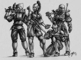 TGH - Storm Guardians by tacticangel