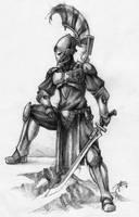 TGH - Veteran Commander by tacticangel