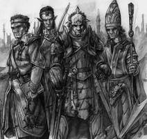 Second Darkness - Act III - The Final Assault by tacticangel