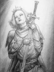 Lady Lorraine the White Knight