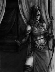 The Revered Lady Black