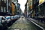 The streets of Sofia
