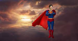 Smallville Season 10 Superman