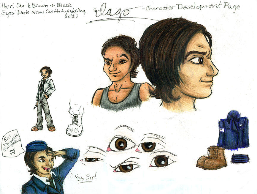 iago s character in othello