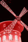 Red Windmill by danielcardoso