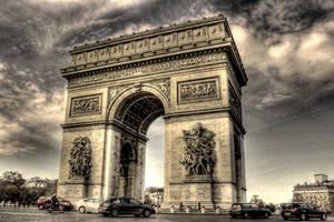 Arc de Triomphe by danielcardoso