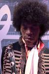 Jimi Hendrix - Madame Tussauds