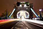 Crossing Over Tower Bridge